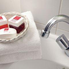 Отель Sejours & Affaires Toulouse de Brienne Франция, Тулуза - отзывы, цены и фото номеров - забронировать отель Sejours & Affaires Toulouse de Brienne онлайн ванная