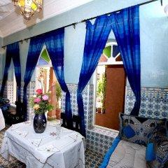 Отель Riad L'Arabesque питание фото 2