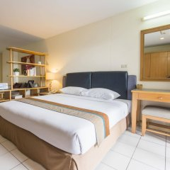 Отель B.U. Place Бангкок комната для гостей