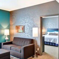 Отель Home2 Suites by Hilton Meridian комната для гостей фото 5