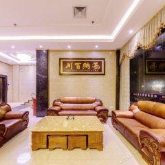 Отель S&P Holiday Inn (Guangzhou Baiyun Airport No.1) спа