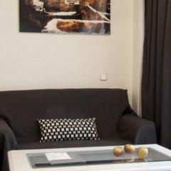 Отель Quo Eraso Aparthotel Испания, Мадрид - 9 отзывов об отеле, цены и фото номеров - забронировать отель Quo Eraso Aparthotel онлайн комната для гостей фото 4