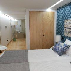 Отель Páteo Saudade Lofts комната для гостей