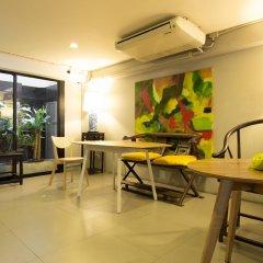 Отель S1hostel Bangkok Бангкок комната для гостей фото 5