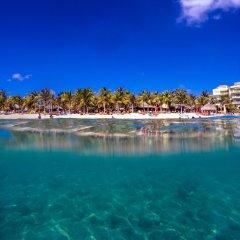 Отель Blue Bay Curacao Golf & Beach Resort пляж