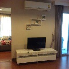 Отель Belle Grand Condo Бангкок комната для гостей фото 3