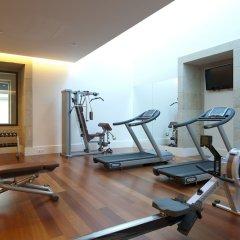 Отель Pousada De Viseu Визеу фитнесс-зал фото 3