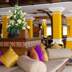 Отель Andaman Cannacia Resort & Spa интерьер отеля фото 2