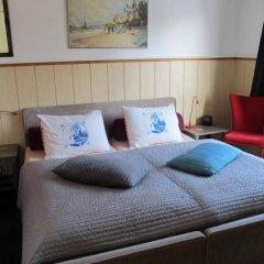 Отель Houseboat under the Mill комната для гостей фото 4