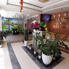 Dat Thien An Hotel Далат интерьер отеля