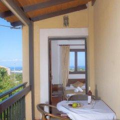 Отель Villa Medusa балкон