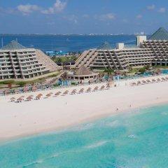 Отель Paradisus by Meliá Cancun - All Inclusive Мексика, Канкун - 8 отзывов об отеле, цены и фото номеров - забронировать отель Paradisus by Meliá Cancun - All Inclusive онлайн пляж