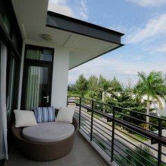 Отель Montgomerie Links Villas балкон