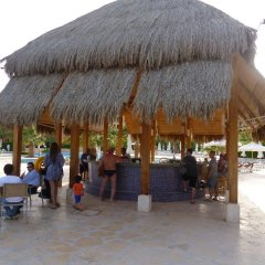Отель Strand Beach and Golf Taba Heights бассейн