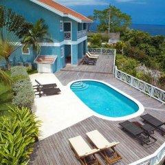 Отель Sandcastles Jamaica Beach Resort Ocho Rios балкон