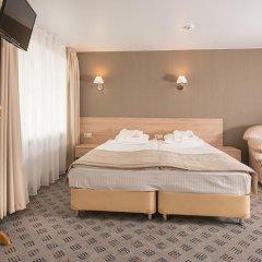 Гостиница AMAKS Центральная Стандартный номер с двуспальной кроватью фото 13