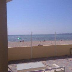 Hotel TsvetOk пляж