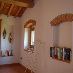 Отель La Casuccia - Donnini Реггелло комната для гостей фото 5
