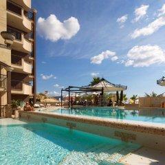 Отель Golden Ina - Rumba Beach Солнечный берег бассейн фото 2