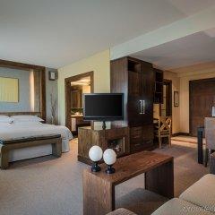 Отель Eurostars Suites Mirasierra комната для гостей фото 5