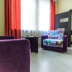 Гостиница Аватар комната для гостей фото 3