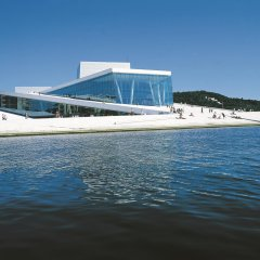 Отель Karl Johan Hotell Осло пляж