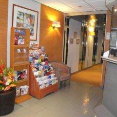 Отель Amhotel Italie Франция, Париж - отзывы, цены и фото номеров - забронировать отель Amhotel Italie онлайн интерьер отеля