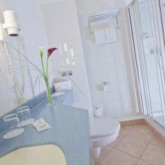 Apartment-Hotel Hamburg Mitte ванная фото 2
