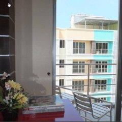Dengba Hostel Phuket балкон