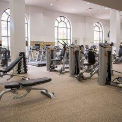 Отель Sunshine Suites at 417 США, Лос-Анджелес - отзывы, цены и фото номеров - забронировать отель Sunshine Suites at 417 онлайн фитнесс-зал фото 2