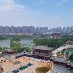 Отель Fu Rong Ge Hotel Китай, Сиань - отзывы, цены и фото номеров - забронировать отель Fu Rong Ge Hotel онлайн пляж