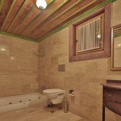 Fosil Cave Hotel Турция, Ургуп - отзывы, цены и фото номеров - забронировать отель Fosil Cave Hotel онлайн ванная