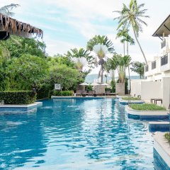 Отель Horizon Karon Beach Resort & Spa бассейн фото 2