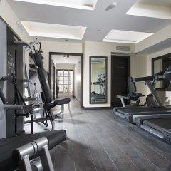 Отель Artemide фитнесс-зал