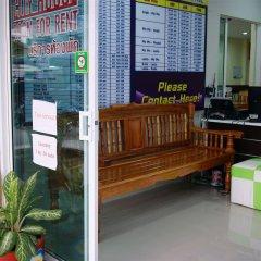 Отель The City House Таиланд, Краби - отзывы, цены и фото номеров - забронировать отель The City House онлайн интерьер отеля фото 2