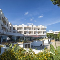 Отель Fontane Bianche Beach Club Фонтане-Бьянке балкон