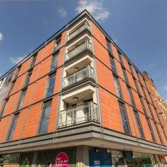 Отель Maida Vale Aparthotel Великобритания, Лондон - отзывы, цены и фото номеров - забронировать отель Maida Vale Aparthotel онлайн вид на фасад