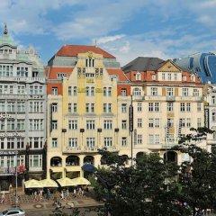 Отель Ambassador Zlata Husa Прага фото 10