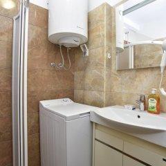 Отель Harmonia Residence Черногория, Будва - отзывы, цены и фото номеров - забронировать отель Harmonia Residence онлайн ванная