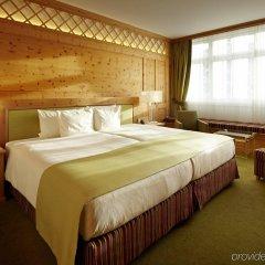 Отель Seehof Швейцария, Давос - отзывы, цены и фото номеров - забронировать отель Seehof онлайн комната для гостей фото 3