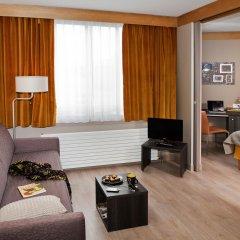Отель Aparthotel Adagio Paris XV комната для гостей фото 3