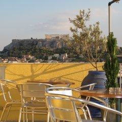 Evripides Hotel балкон