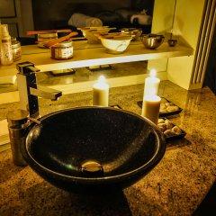 Отель Dwór Oliwski City Hotel & SPA Польша, Гданьск - 2 отзыва об отеле, цены и фото номеров - забронировать отель Dwór Oliwski City Hotel & SPA онлайн ванная фото 2