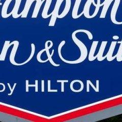 Отель Hampton Inn & Suites Tulare с домашними животными