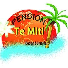 Pension Te Miti - Hostel Пунаауиа пляж