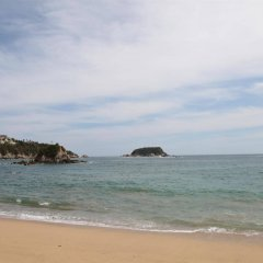 Отель Park Royal Beach Resort Huatulco пляж