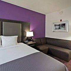 Holiday Inn Express Hotel & Suites Columbus - Polaris Parkway Колумбус комната для гостей