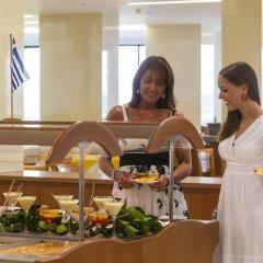Отель Club Calimera Sunshine Kreta Греция, Иерапетра - отзывы, цены и фото номеров - забронировать отель Club Calimera Sunshine Kreta онлайн питание фото 3