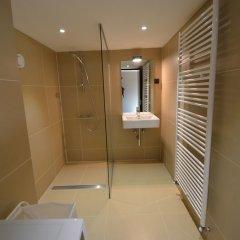 Апартаменты Amosa Apartments Rue Donceel 6 ванная