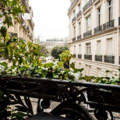 Отель Room Mate Alain балкон